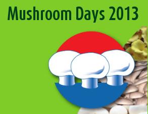 Mushroom Days Дни грибоводства в Голландии