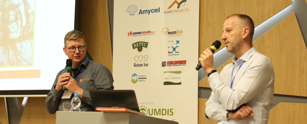 ITALSPAWN – спонсор конференции. 24 страны и 10 миллионов литров мицелия в год