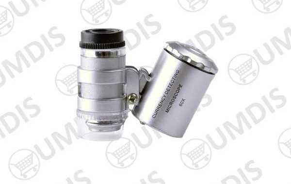 Ювелирный светодиодный карманный микроскоп