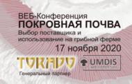 Восемь докладчиков из четырех стран. 17 ноября будет проходить Веб-конференция для грибоводов, организованная УМДИС