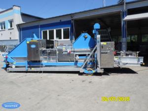 Продам оборудование для грибных и компостных производств