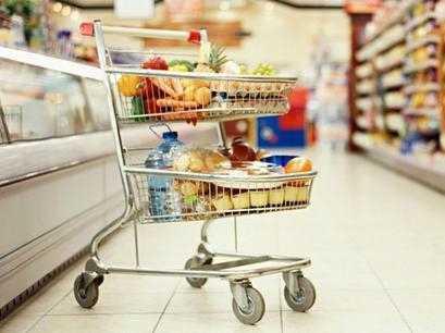 супермаркет грибы